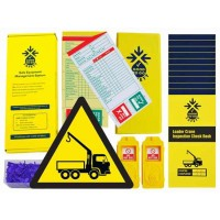 Daily Loader Crane Inspections Checklist Kit