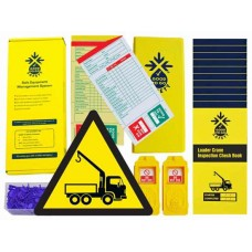 Daily Loader Crane Inspection Kit