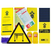Daily Overhead Crane Inspections Checklist Kit