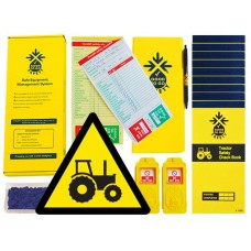 Daily Tractor Inspections Checklist Kit