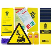 Daily Forklift Work Platform Inspections Checklist Kit