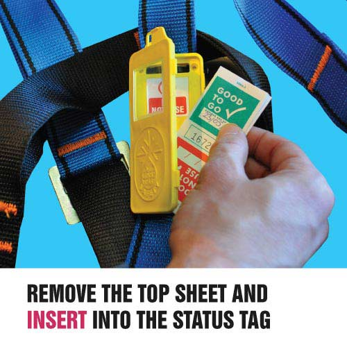 Daily Harness Inspections Checklists