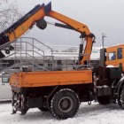 Loader Crane Safety