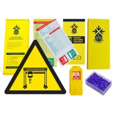 Weekly Overhead Crane Inspection Kit