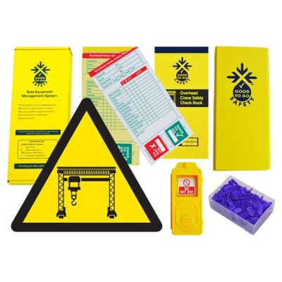 Weekly Overhead Crane Inspections Checklist Kit