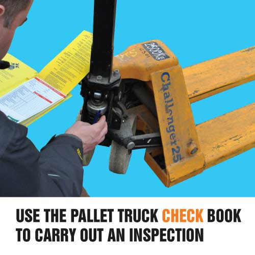 Daily Pallet Truck Inspections Checklist