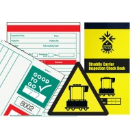Straddle Carrier Inspections Checklist