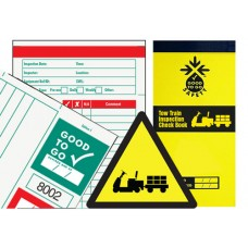 Tow Tractor Inspections Checklist