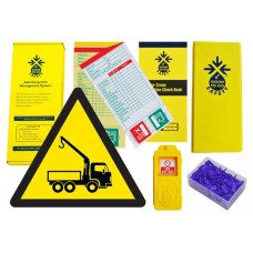 Weekly Loader Crane Inspections Checklist Kit