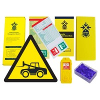Weekly Telehandler Inspections Checklist Kit