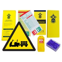 Weekly Tow Tractor Inspections Checklist Kit