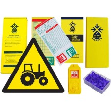 Weekly Tractor Inspection Kit