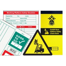Forklift Work Platform Inspection Checklist