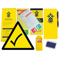 Weekly Bespoke Inspections Checklist Kit