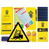 Daily Forklift Inspection Kit