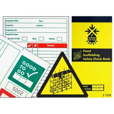Fixed Scaffolding Inspections Checklist