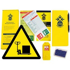 Weekly Pallet Truck Inspection Kit
