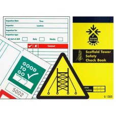 Scaffold Tower Inspections Checklist