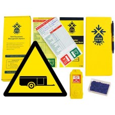 Weekly Trailer Inspection Kit