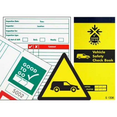 Vehicle Inspections Checklist