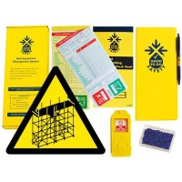 Weekly Scaffolding Inspection Kit