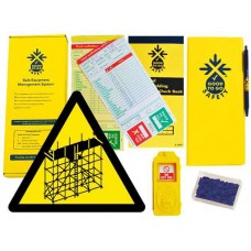Weekly Scaffolding Inspections Checklist Kit