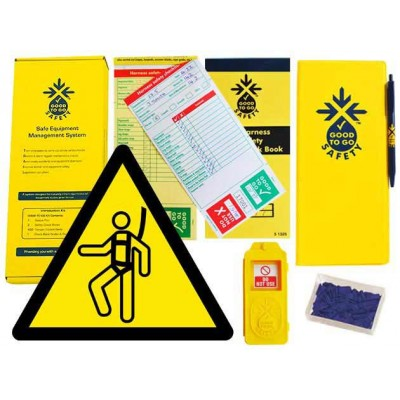 Weekly Harness Inspections Checklist Kit