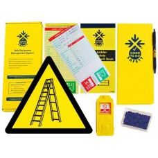 Weekly Ladder Inspections Checklist Kit