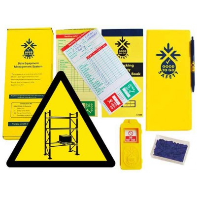Weekly Racking Inspections Checklist Kit