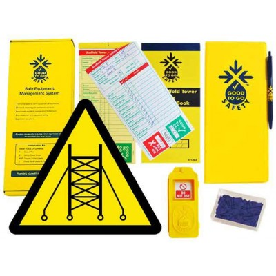 Weekly Scaffold Tower Inspections Checklist Kit