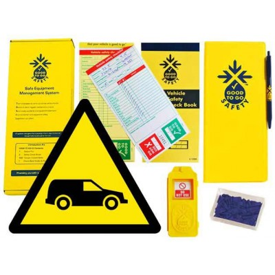 Weekly Vehicle Inspections Checklist Kit